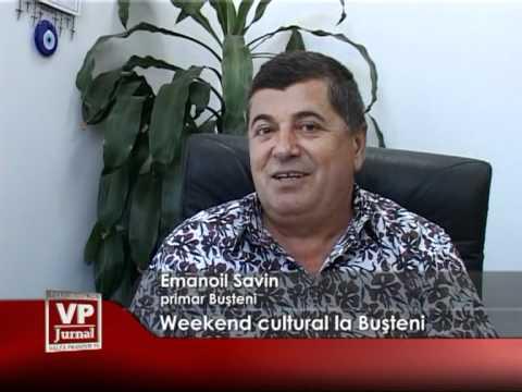 Weekend cultural la Buşteni