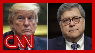 """Trump and Barr now acting like the """"deep state"""" 