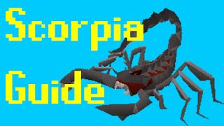 Easy Scorpia Guide!