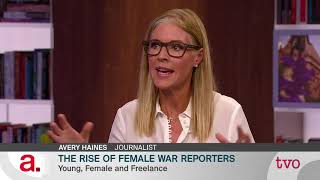 The Rise of Female War Reporters