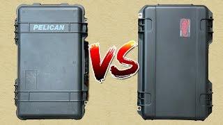 Pelican 1510 vs SKB iSeries 2011-7