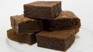 How To Make Chocolate Brownies – Video Recipe