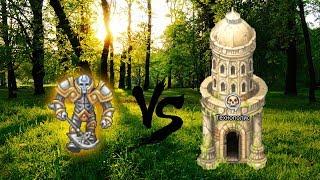 Страж гильдии (навык 12 уровня) vs Технополис ♦ Сильнейший пет в игре