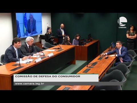Defesa do Consumidor - Liberação de novos agrotóxicos - 21/08/19