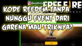 REDEEM CODE TERBARU GARENA FREE FIRE INDONESIA - Самые лучшие видео