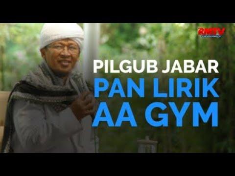 Pilgub Jabar, PAN Lirik Aa Gym