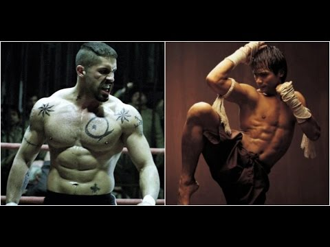 Yuri Boyka VS Ong Bak - Tribute