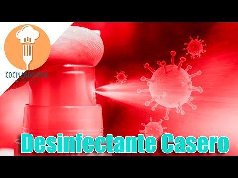 Desinfecta Tu Casa Con Este Desinfectante Casero
