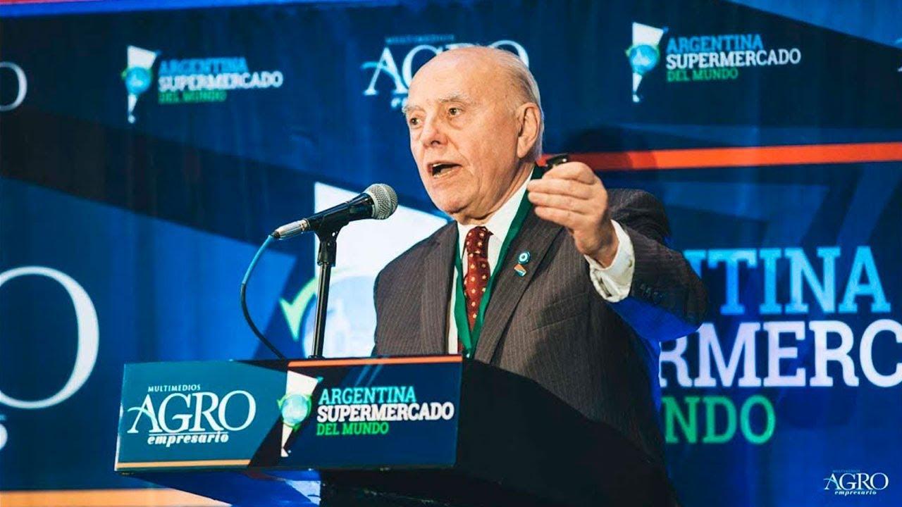 Ernesto Fernández Taboada - Director Ejecutivo de la Cámara Argentino - China