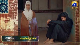 Khuda Aur Mohabbat Teaser 30 Review By showbiz glam