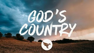 Blake Shelton   God's Country (Lyrics)