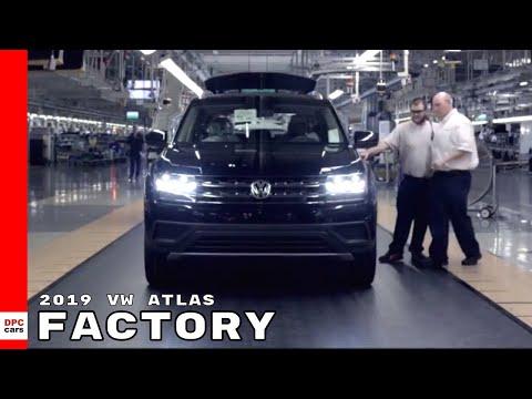 2019 VW Atlas Factory – Volkswagen