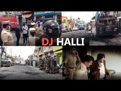 Live From DJ Halli, Bengaluru |After Last Light Violence  |Ground Report |Audio after 6:33 Minutes