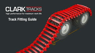 How to Fit Clark Bogie Wheel Tracks Video