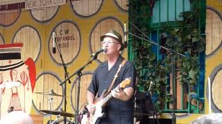 Marshall Crenshaw - Somethings Gonna Happen 8-14-12 City Winery Backyard, NYC 01