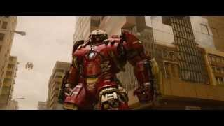Hulk vs  the Hulkbuster hindi