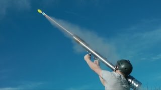 Firework Rocket Launcher