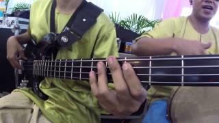 Yaladan (Live Wedding Bass Cover)