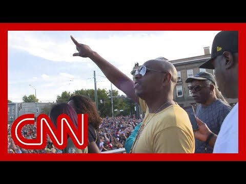 Dave Chappelle's message for his community after mass shooting