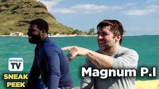 "Magnum P.I. 1x06 Sneak Peek 3 ""Death Is Only Temporary"""