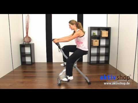 Heimtrainer X-Bike - Fitness für zu Hause