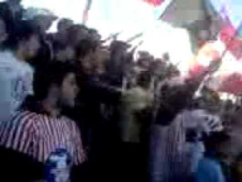 """""""La guardia santa.3gp"""" Barra: La Guardia Santa • Club: Sportivo San Lorenzo"""