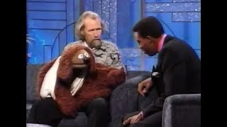 Jim Henson, Kermit, and Rowlf on The Arsenio Hall Show (1989)
