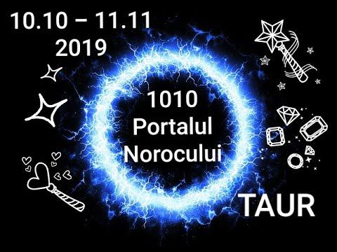 TAUR - Portalul Norocului - 10.10.2019-11.11.2019