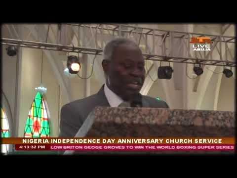 PASTOR W.F. KUMUYI MESSAGE TO NIGERIANS AT 58