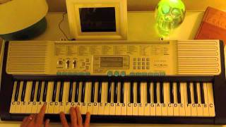 How to Play ~ Angel Baby ~ Rosie & Originals ~ LetterNotePlayer ©