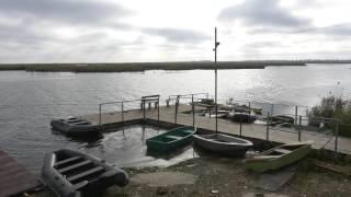 Рыболовная база на веселовском водохранилище