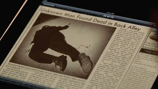【喵嗷污】男子莫名人间蒸发,家人翻看旧报纸,却意外发现他竟死在了67年前《时空追寻》几分钟看科幻片