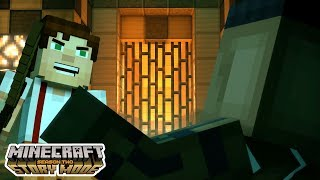 minecraft story mode season 3 herobrine