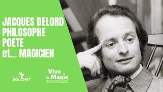 Vignette de Jacques Delord, philosophe, poète et magicien