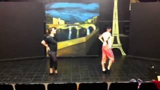 Mamie is Mimi-Rehearsal Full Dance