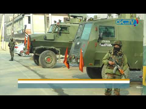 Restrictions in Kashmir capital to foil protest march to Badami Bagh army base