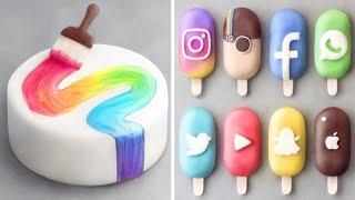 Best Colorful Cake Recipes For Holiday | 10+ Beautiful Cake Decorating Tutorials | So Easy Cake