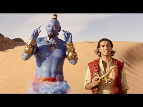 ALADDIN – Movie Trailer & Cinema Showtime