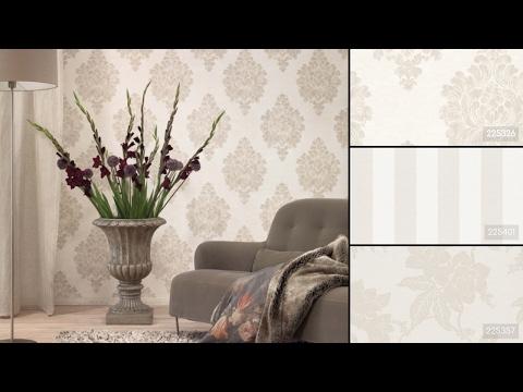 Видео Rasch Textil Comtesse