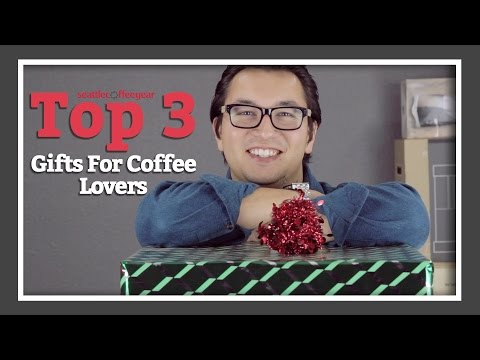 Top 3 Gifts For Coffee Lovers | SCG's Top Picks