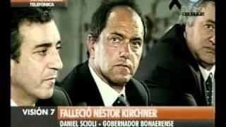 La Muerte De Nestor Kirchner 1