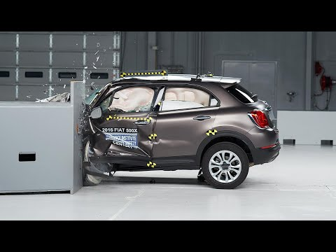 chrysler 200 all new fiat 500x reprise iihs top safety pick rating for 2016 fca space. Black Bedroom Furniture Sets. Home Design Ideas
