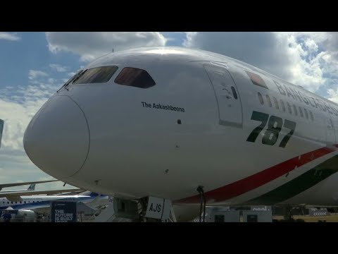 Airbus, Boeing see booming sales at first day of Farnborough airshow