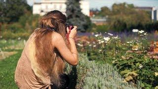 Monika Cyran Fotografia - sesja ślubna - ogród botaniczny