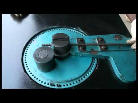 Gf 25 Stirrup Bender Machine