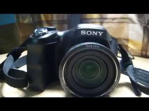 SONY DSC H100 - Basic Features, Photographs