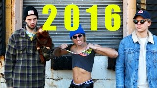 The 2016 Rap