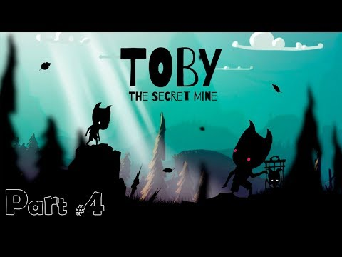 Toby: The Secret Mine (Part #4 - First pass)