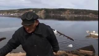 """дед Илья / из не вошедшего в фильм """"Счастливые люди"""""""