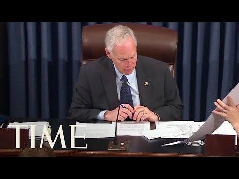Senate Votes 81-18 To End Government Shutdown | TIME